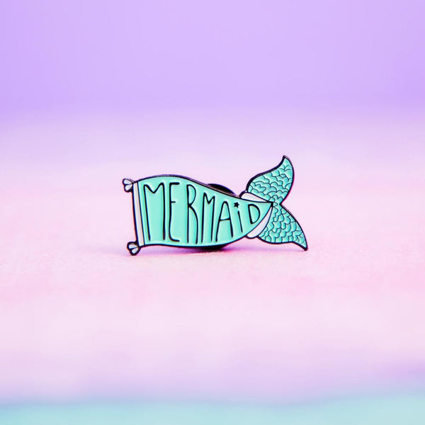 HOW Enamel Pin