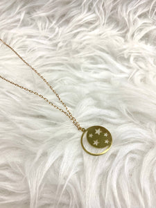 THE SUN & STARS NECKLACE