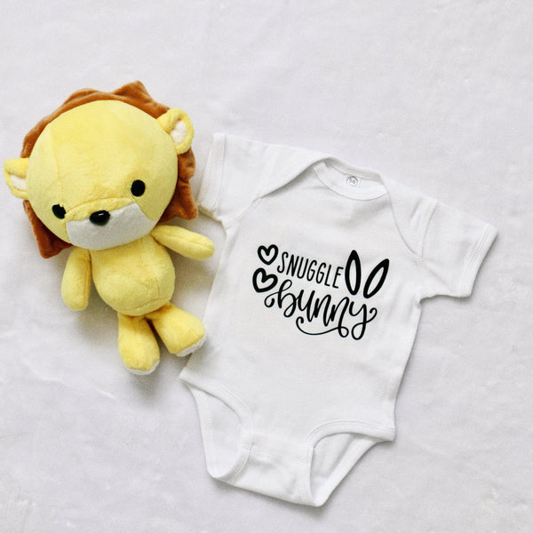"""SNUGGLE BUNNY"" BABY ONESIE (LIMITED EDITION)"