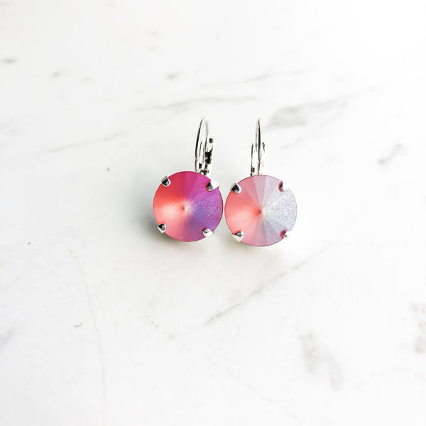 GLEAM EARRINGS (SILVER)