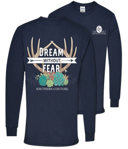LS Classic Dream Without Fear Tee