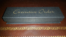 The Executive Order Pen