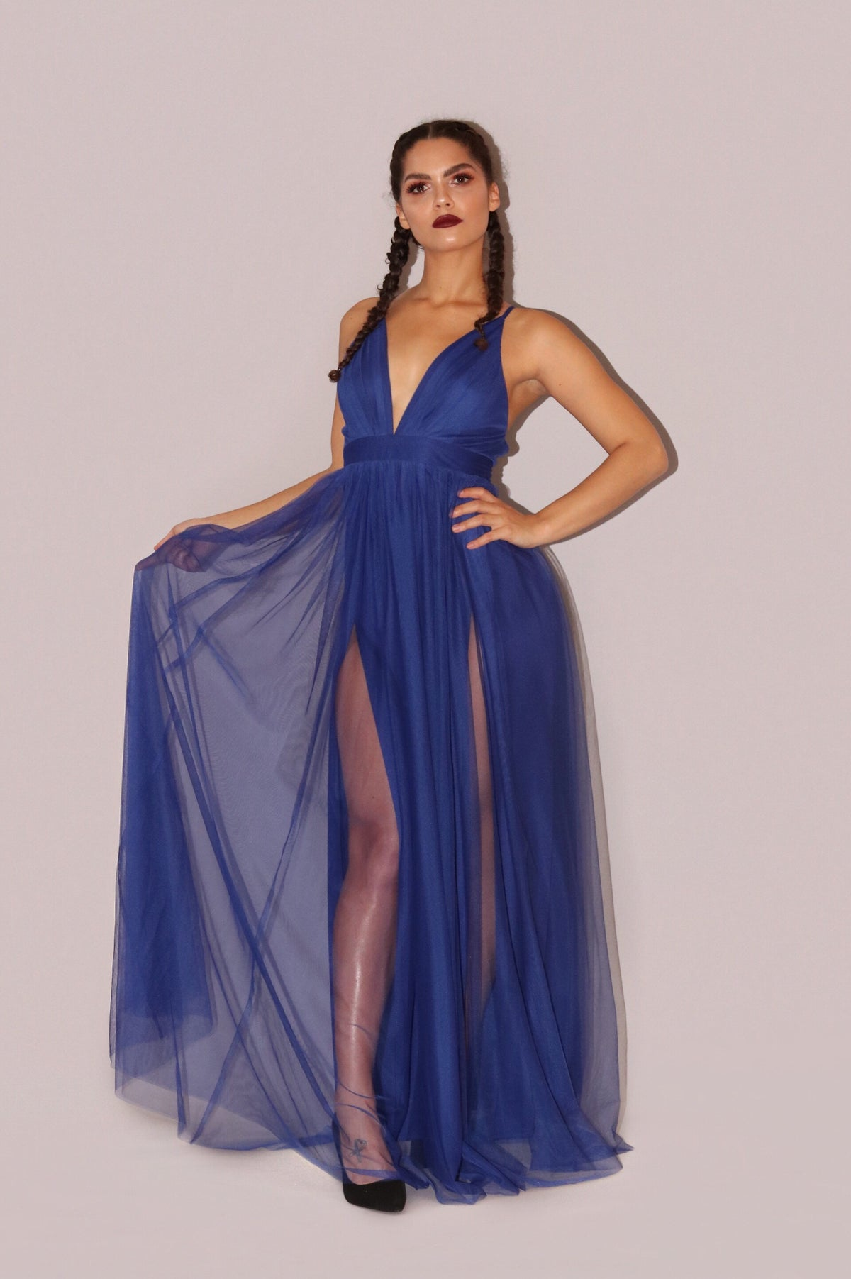 SERENITY | ROYAL BLUE