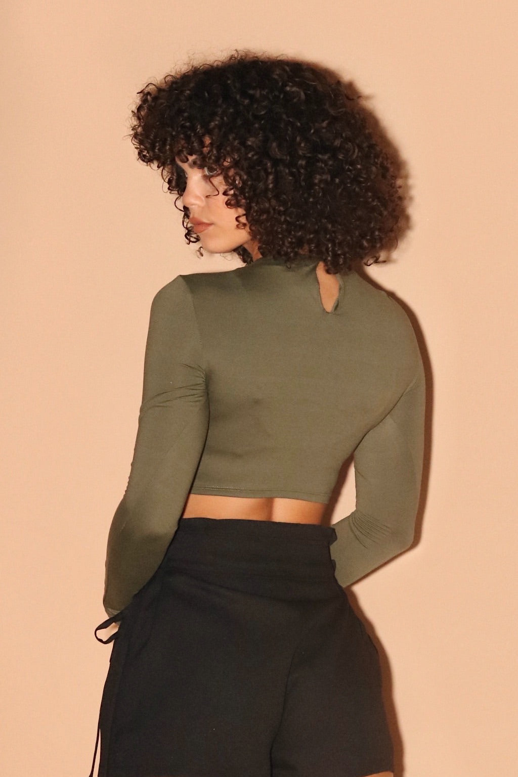 GO TO | OLIVE GREEN