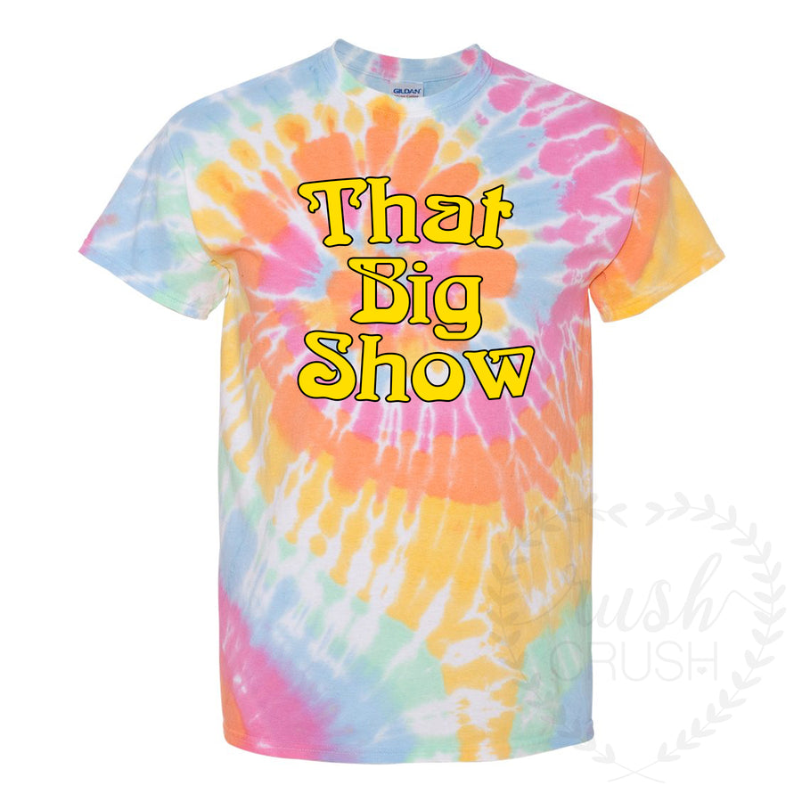 ThatFamilyShow Big Little 70s Inspired Tee