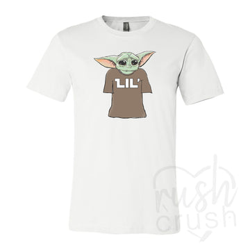 Big and Little - Baby Yoda T-Shirt
