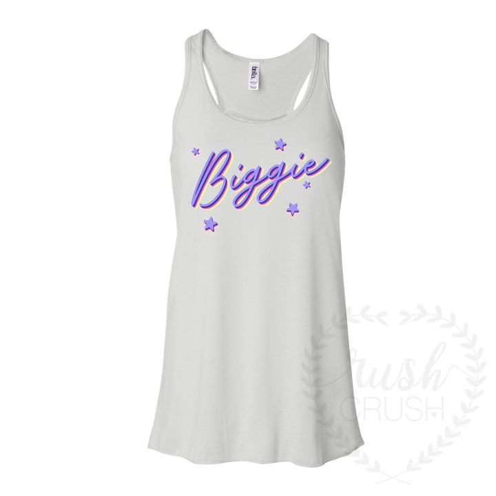 Color Pop Big Little Racerback Tanks