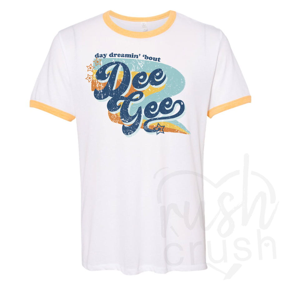 Delta Gamma - Retro Day Dreaming T-Shirt