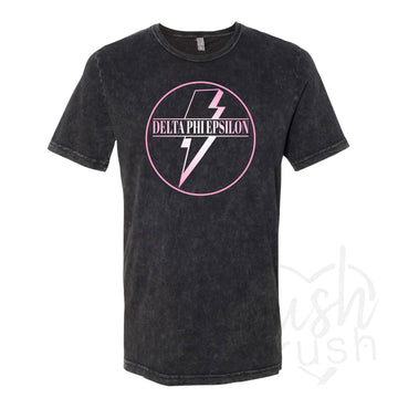 sorority lightning bolt shirt