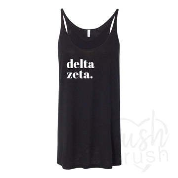 sorority tank top