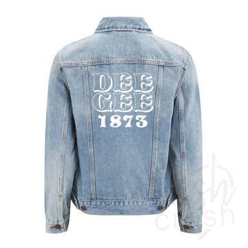 Delta Gamma - Denim Jacket