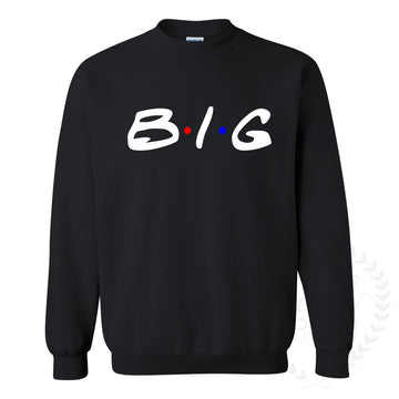 FRIENDS Big Little Theme Crewneck