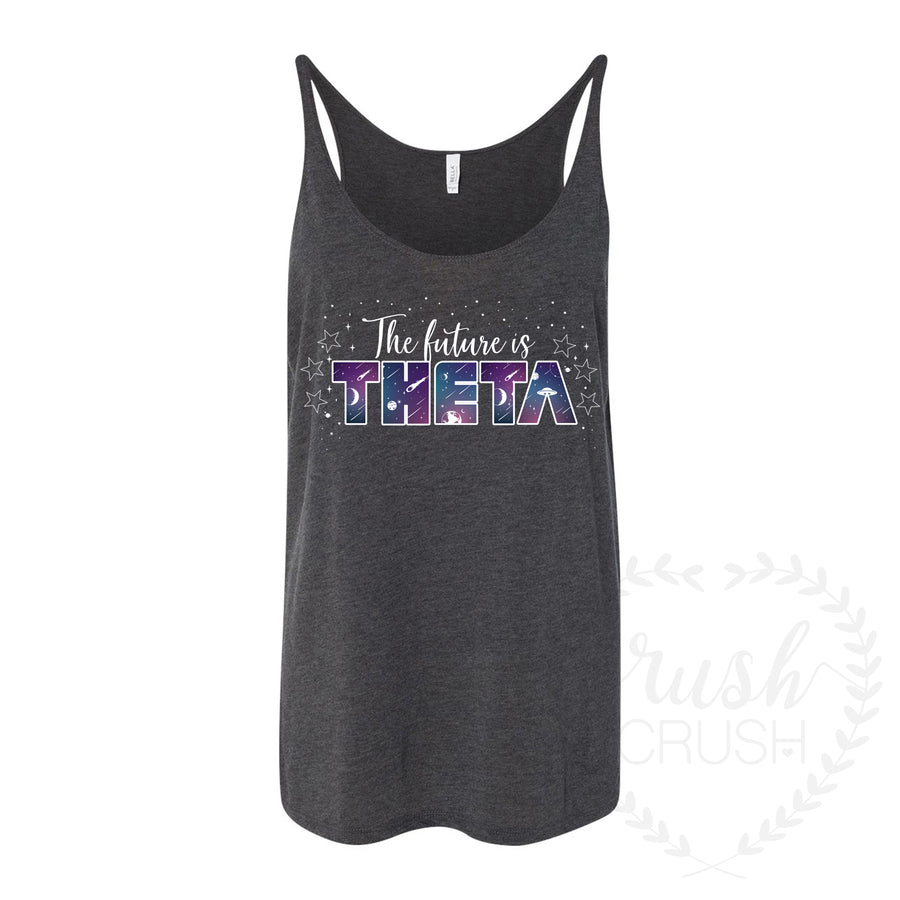 The Future is Theta Space Tank