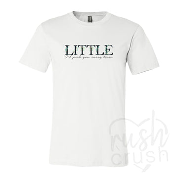 Big and Little - I'd Pick You T-Shirt