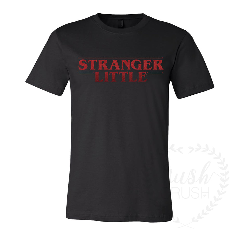 Stranger Big Little Theme Tee