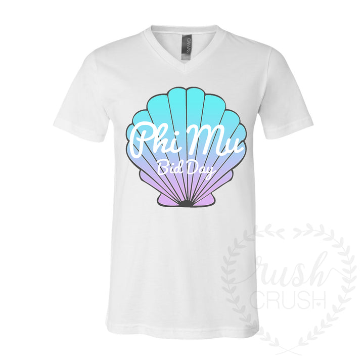 Recruitment Ombre Shell Tee *Multiple Organizations Available*