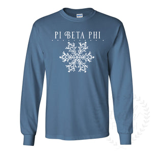 Let It Snow Winter Longsleeve *Available For All Organizations!*