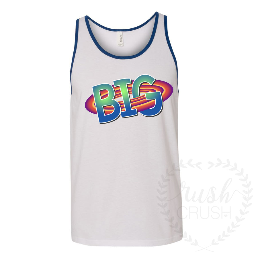 Space Jam Big and Little Sorority Family Tank Top