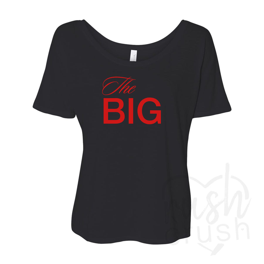 Bachelor Inspired Big Little Reveal Slouchy T-Shirt