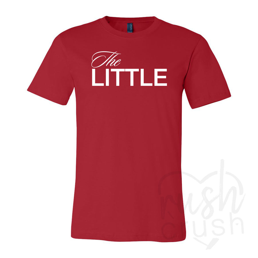 Big and Little - Bachelor Show Big Little Reveal Shirt