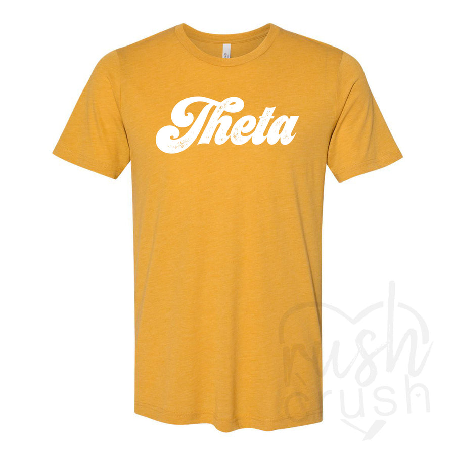 sorority 70s tshirt