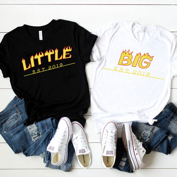 Thrasher Big Little Family Tees