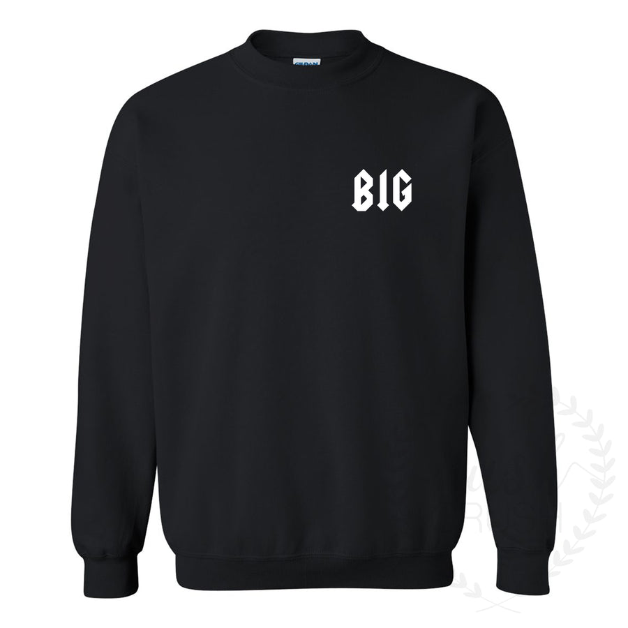 Girl Gang Big Little Crewneck Sweater
