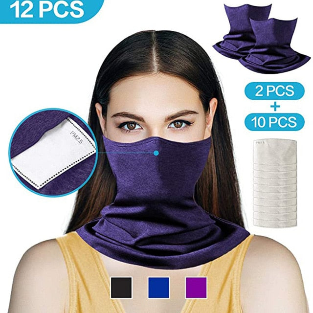 Anti-uv Head Scarf