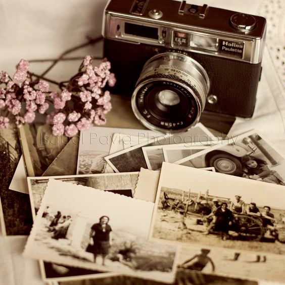 Classic Girl featuring vintage photos