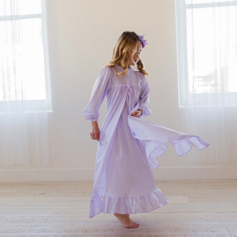 Nightgowns for girls - fun sleepover nightgowns