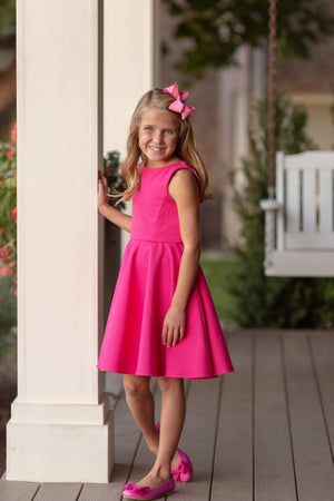 Party Time Dress in Pink