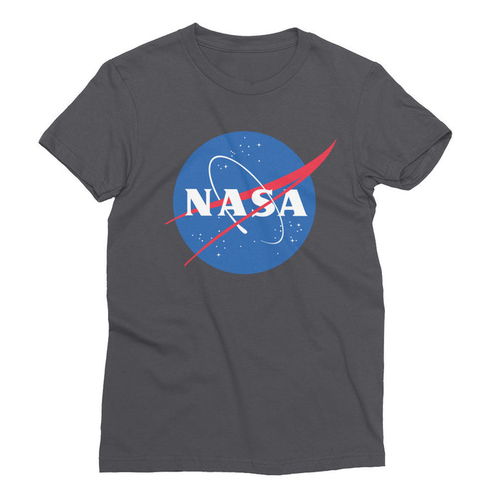 "NASA ""Meatball"" Logo Women's Short Sleeve T-Shirt"