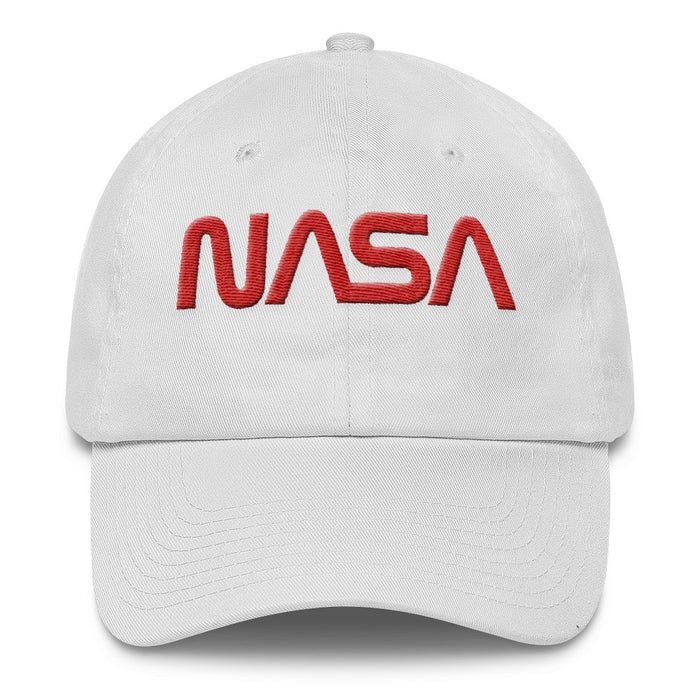 "NASA ""Worm"" Logo Dad Hat"