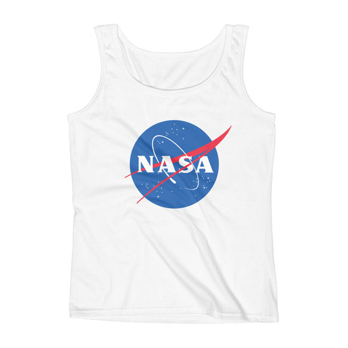 "NASA ""Meatball"" Logo - Ladies' Tank"