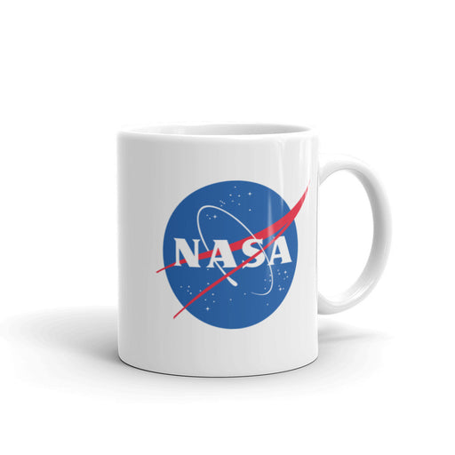 "NASA ""Meatball"" Logo Mug"