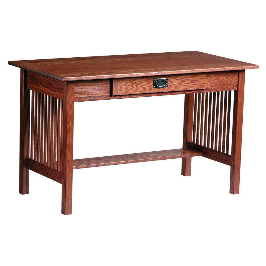Mission Library Desk Table (V16 #032)