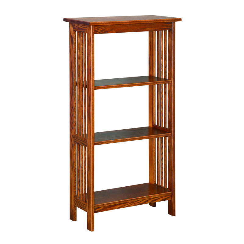 Mission 2' x 4' Bookcase (V16 #46)