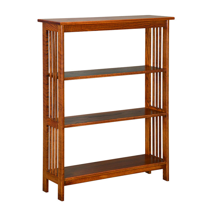 Mission 3' x 4' Bookcase (V16 #48)