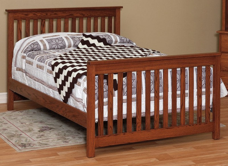 Mission Convertible Crib (FQP #101)