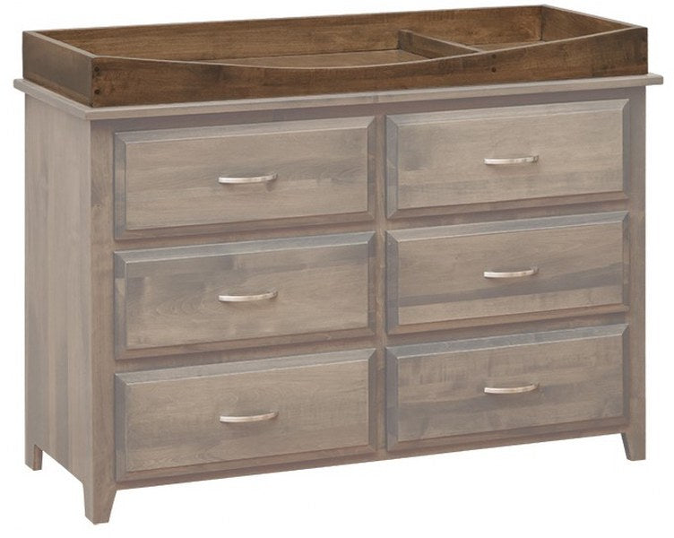 Madison 6-Drawer Changing Dresser (FQP #107 MA)