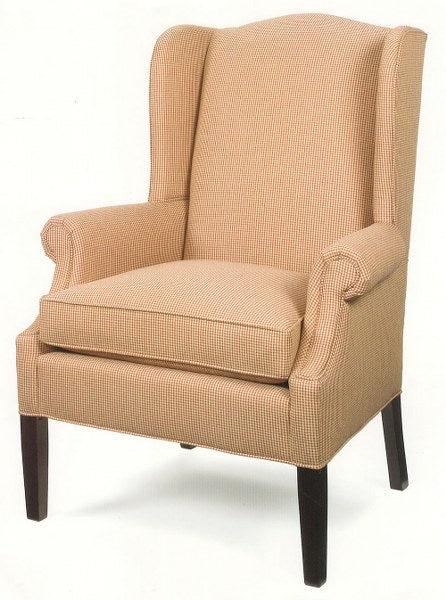 Edgar Wing Back Chair (Friendship # 135)