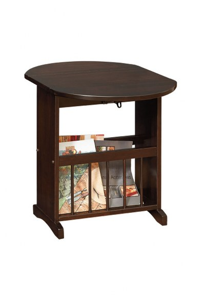 Drop Leaf Magazine Table (V10 #136)