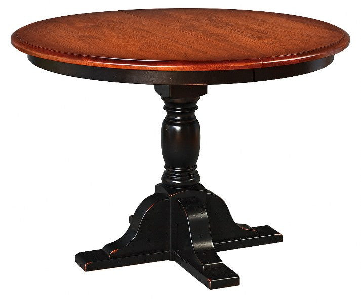 Innkeeper's Single Pedestal Table (Zimmermans # 144 & # 145)