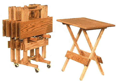 Folding Table Set (V21 #16)
