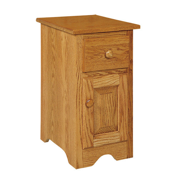 Shaker Narrow Nightstand (OCH #405-SH)