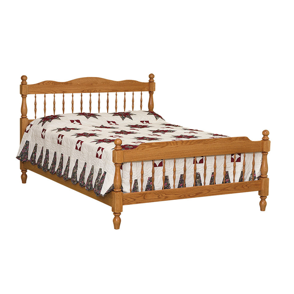 Eden Traditional Spindle Bed (OCH #11)