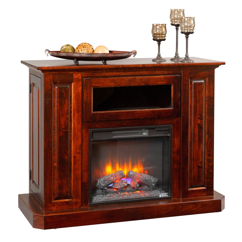 Deluxe Fireplace Entertainment Center (Mt Pleasant #1900)