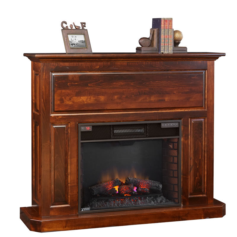 Fireplace Mantel (Mt Pleasant #1930)