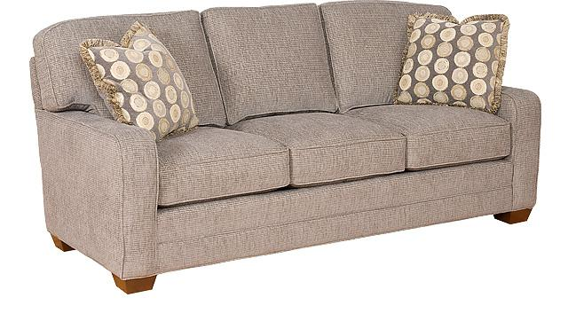 Bentley Sofa (King Hickory #4400-SLB-F)