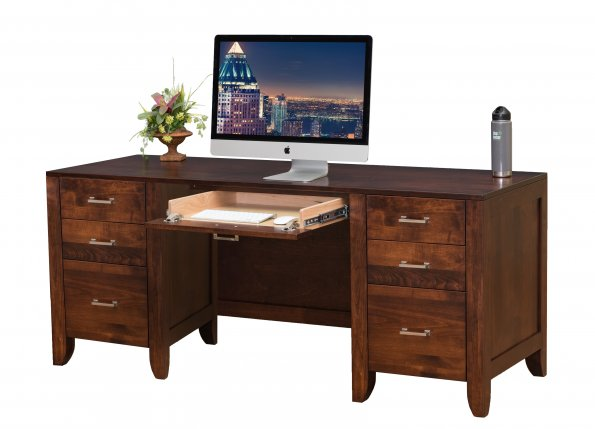 Computer Desk (Mt Pleasant #1630)